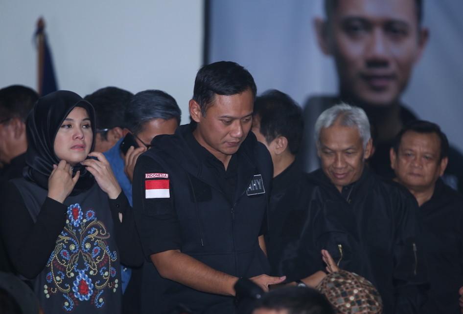 Cagub DKI Jakarta 2017 No Urut 1