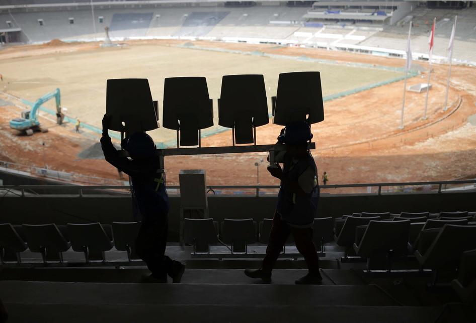 Renovasi Stadion Utama Gelora Bung Karno