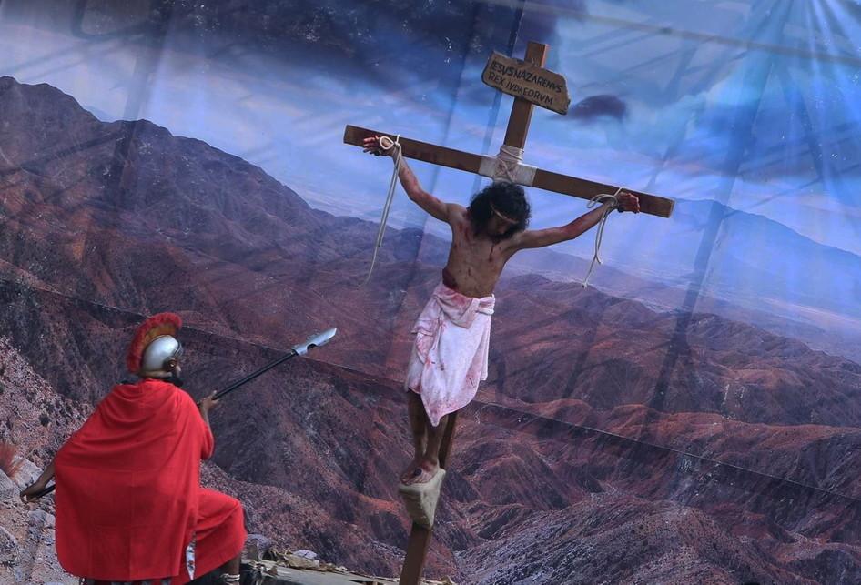 Tablo Penyaliban Yesus