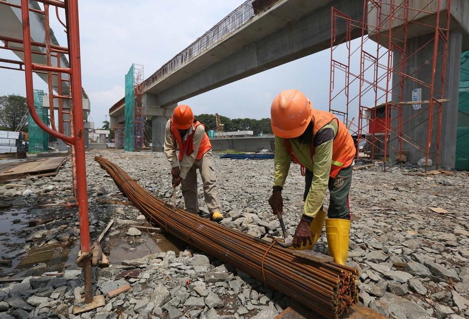 Proyek Sky Train Bandara Soekarno Hatta