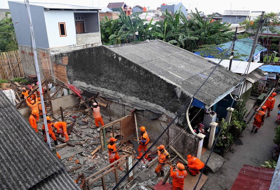 Program Bedah Rumah DKI Jakarta