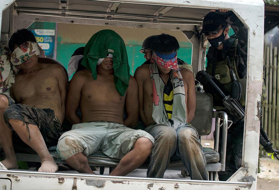 PHILIPPINES-UNREST-CONFLICT