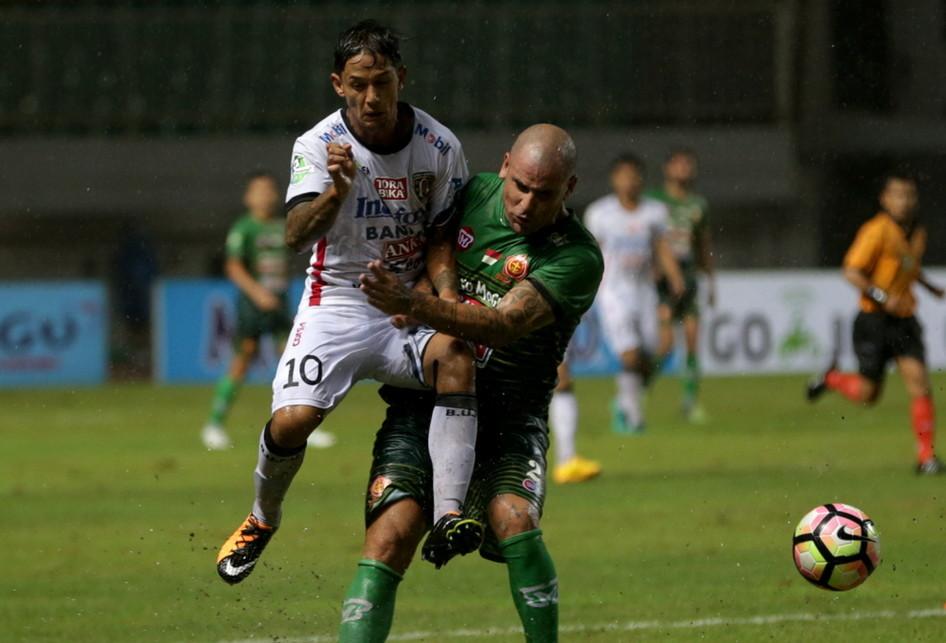 Bali United Vs PS TNI