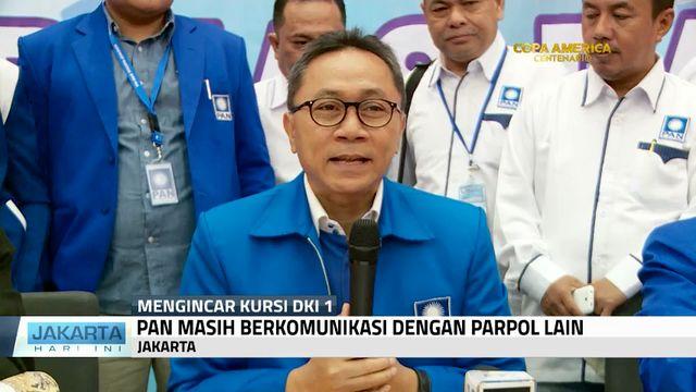 Siapakah Kandidat Cagub DKI dari PAN?
