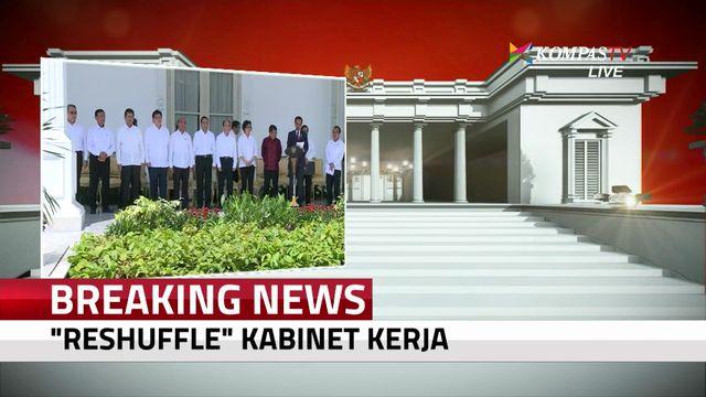 Inilah Susunan Menteri Baru Kabinet Kerja Jokowi-JK