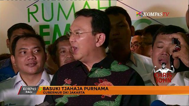 Ahok Bentuk Posko Pemenangan Pilkada DKI