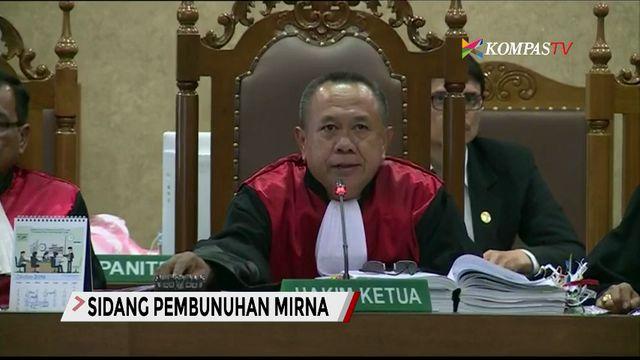Kehebohan di Sidang Kasus Kopi Bersianida