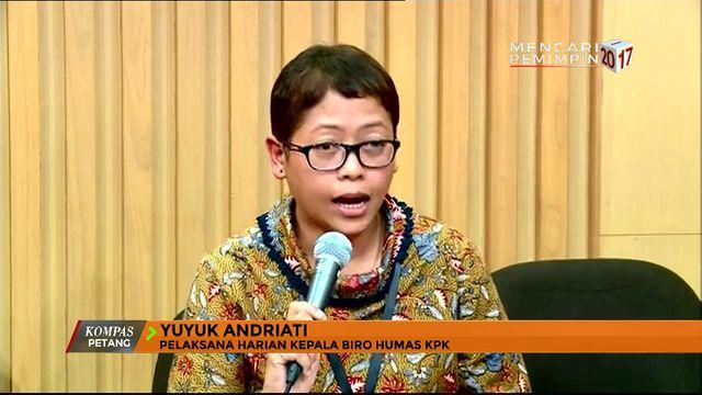 KPK Tetapkan Irman Tersangka Korupsi E-KTP