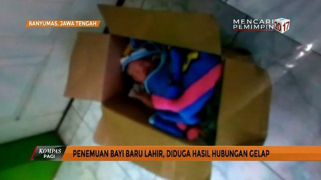 Bayi Baru Lahir Ini Ditinggal di Mesjid