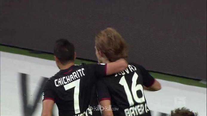Vfl Wolfsburg 1-2 Bayer Leverkusen