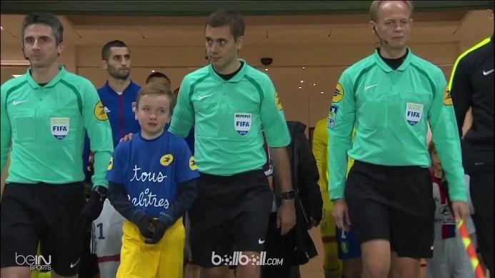 Nantes 0-6 Lyon, Tuan Rumah Kembali Kalah Besar