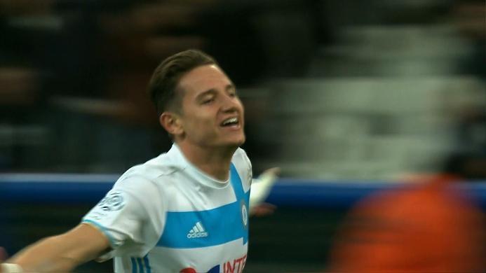 Olympique Marseille 3 - 0 Nancy, Florian Thauvin Jadi Motor