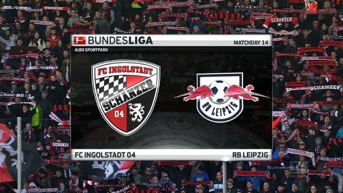 Ingolstadt 1- 0 RB Leipzig: Kekalahan Pertama
