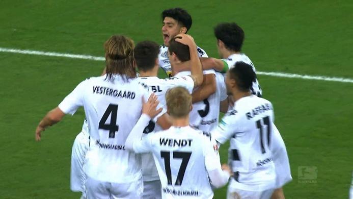 Borussia Monchengladbach 1-0 FSV Mainz: Jauhi Zona Merah