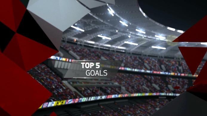 Gol-gol Terbaik Pekan Ke-15 Bundesliga