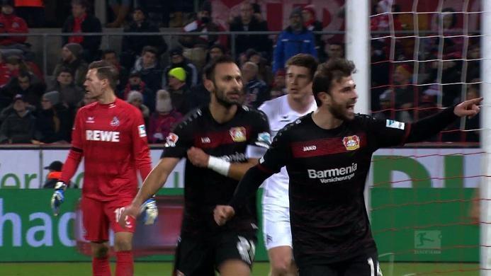 FC Koln 1-1 Bayer Leverkusen, Diselamatkan Wendell