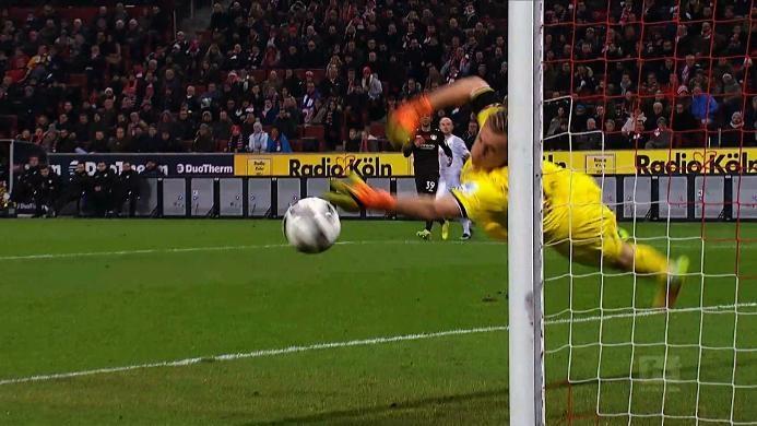 Penyelamatan-penyelamatan Terbaik Bundesliga Pekan Ke-16