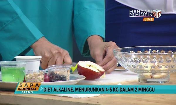 Diet Alkaline, Turunkan Berat Badan Secara Alami