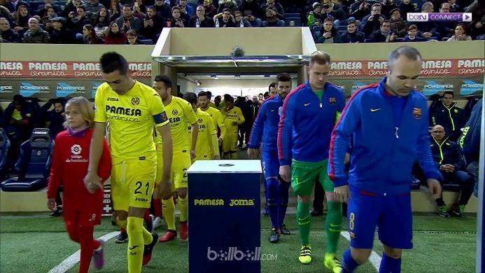 Villarreal 1-1 Barcelona: Messi Tampil Sebagai Penyelamat