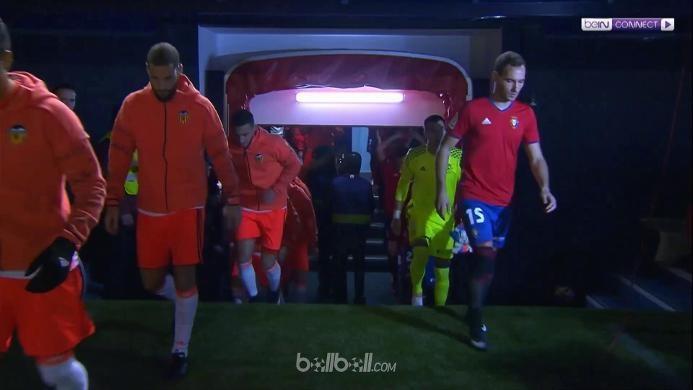 Osasuna 3-3 Valencia: Laga Pamungkas Akhir Musim