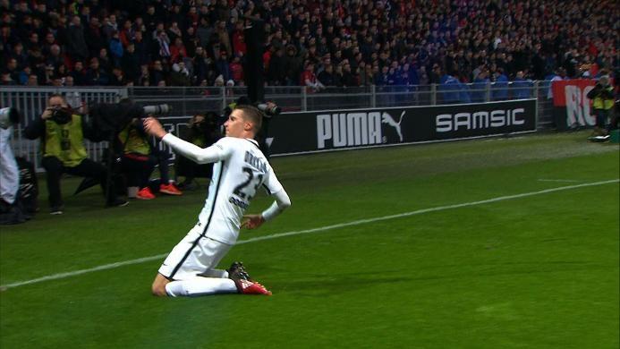 Rennes 0-1 PSG: Gol Bintang Baru