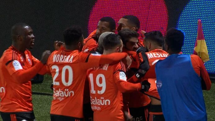 Lorient 3-1 Guingamp: Kejutan Tim Juru Kunci