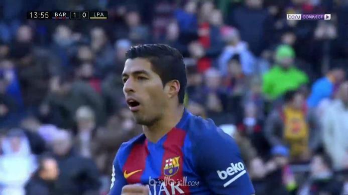 Barcelona 5-0 Las Palmas: Rekor Messi
