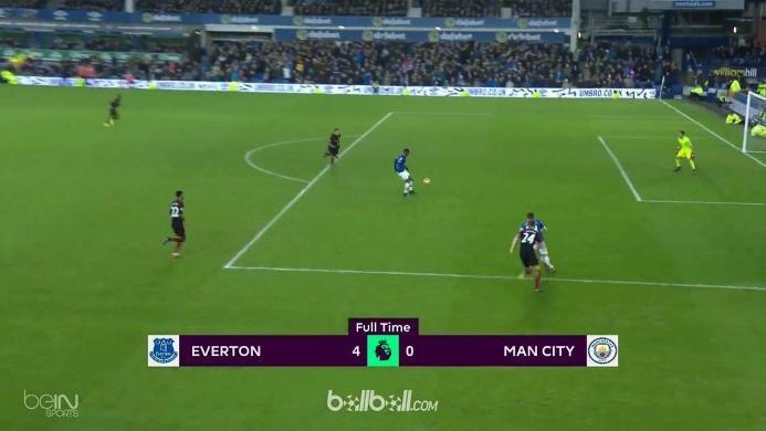 Everton 4-0 Manchester City: Kekalahan Paling Telak Guardiola