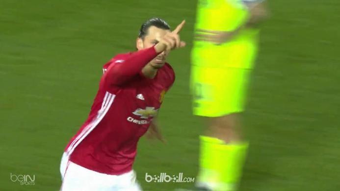 Manchester United 1-1 Liverpool: Ibra Penyelamat