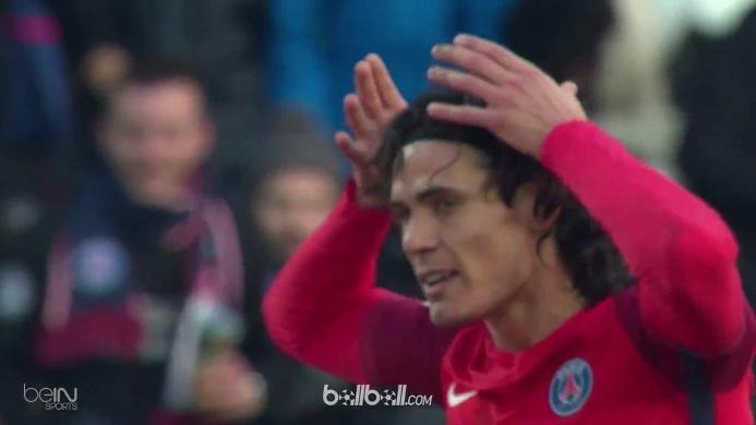Nantes 0-2 PSG: Jaga Persaingan