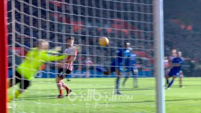 Southampton 3-0 Leicester: Juara Bertahan Terburuk Sejak 1963