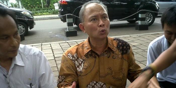 Kadis PU yang Dicopot Jokowi Jadi Tersangka Kasus Korupsi
