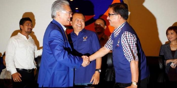 Calon Menteri Pun Akhirnya Tidur Setelah Menunggu Pengumuman Kabinet Jokowi