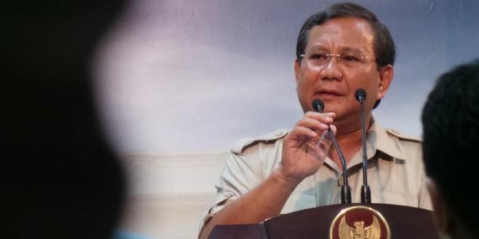 """""""Sepertinya, Prabowo Hidup dalam Realitasnya Sendiri"""""""