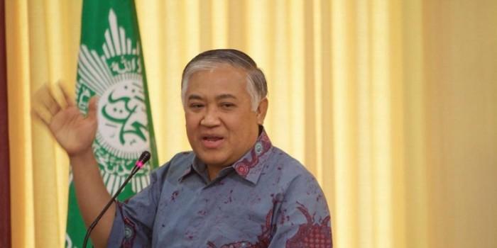 Din Syamsuddin: Tak Ada Kata Haram dalam Fatwa MUI soal BPJS Kesehatan