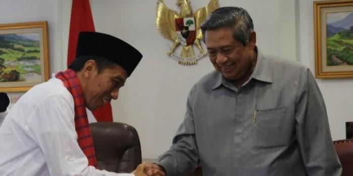 Jokowi dan SBY Sudah Bicara soal Transisi Pemerintahan