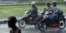Gerimis Lebih Bahaya Dibanding Hujan Deras