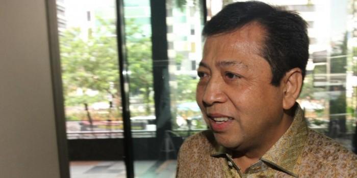 """Setya Novanto, Calon Ketua DPR yang """"Akrab"""" dengan KPK"""