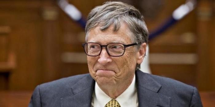 """Bill Gates Tercatat sebagai Orang Terkaya di Dunia Versi """"Forbes"""""""