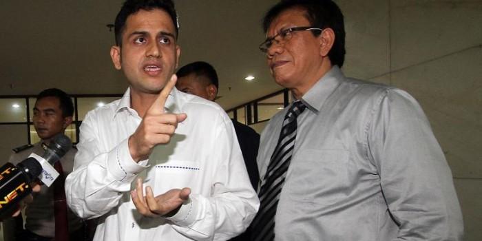 Nazaruddin Sebut Inisial FAH Bukan Fahri Hamzah, tetapi Fahmi