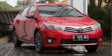 Diskon Toyota Corolla Altis Lawas Tembus Rp 35 Juta