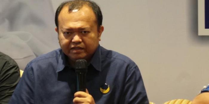 Nasdem: KPK Sudah Dikalahkan, Pelimpahan Kasus BG Jalan Terbaik
