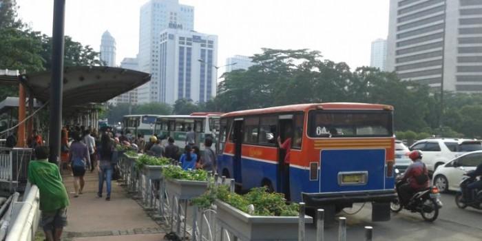 Transportasi Umum Jakarta, Paling Tidak Aman di Dunia!