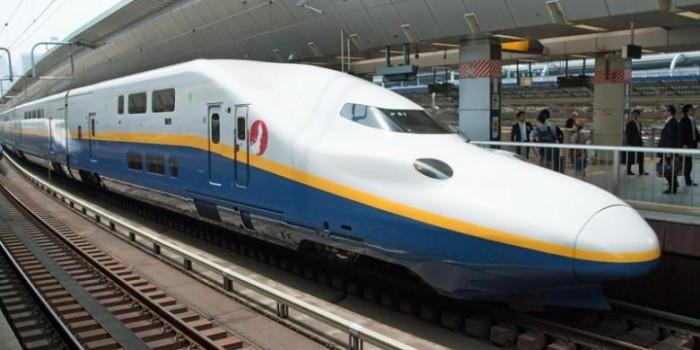 """Jalur """"Shinkansen"""" Akan Dibangun di Atas Tol"""