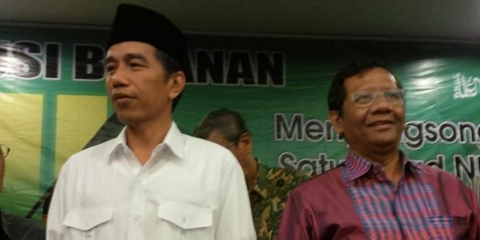 Sejak Awal Mahfud Tidak Percaya Jokowi Dapat Rampingkan Kabinet
