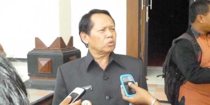 "Dipanggil ""Prabowo"" Saat Pawai, Bupati Semarang Berhenti Naik Kuda"