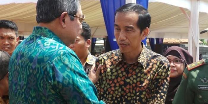 Jokowi Tunggu SBY Pulang ke Jakarta untuk Bahas Transisi