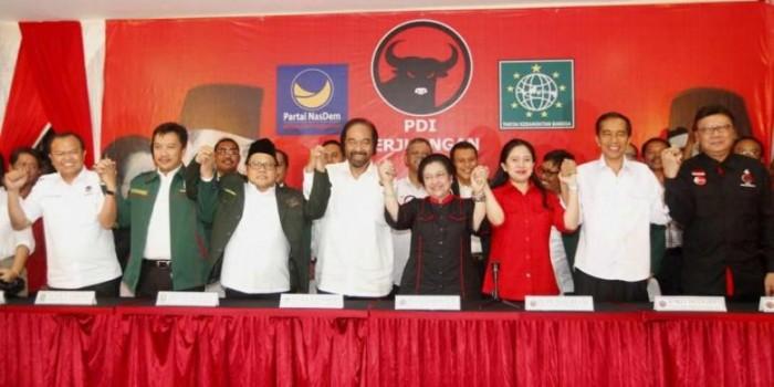 Komunikasi Jokowi dengan Parpol Pendukung Dinilai Tidak Harmonis