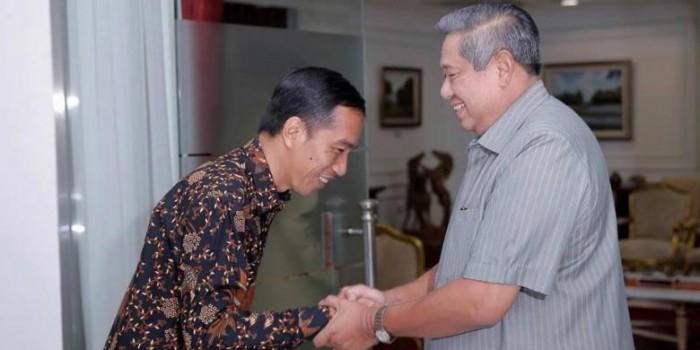 SBY: Pemikiran Saya dan Jokowi Klop