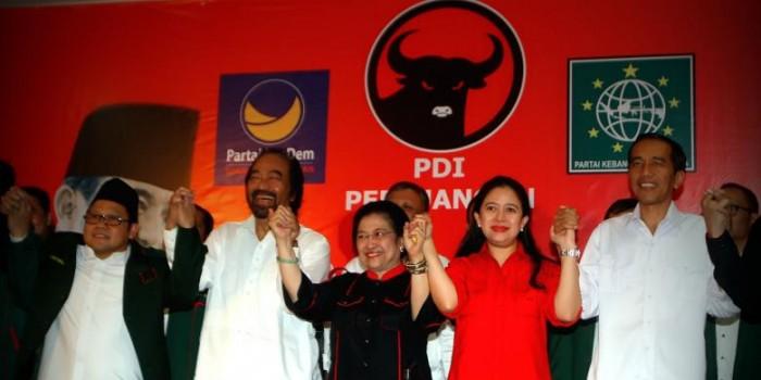 Muhaimin Berharap Demokrat, PAN, PPP Gabung ke Koalisi Jokowi-JK, Kecuali Golkar